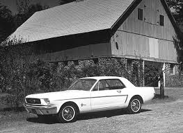 1964 Black Mustang 1965 Ford Mustang Review Consumer Reports News