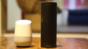 Amazon Home Google Home Vs Amazon Echo Google Assistant Takes On Alexa Youtube
