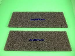 coleman travel trailers floor plans coleman 6703 3303 rv ac air conditioner 2 pack filter ebay
