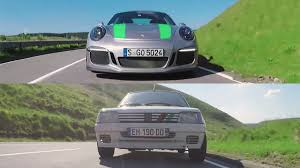 classic peugeot which is the better driver u0027s car porsche 911r or the classic