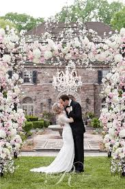 wedding arches toronto ceremonies wedding decor toronto a clingen wedding