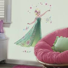 from disney u0027s frozen wall decal summer