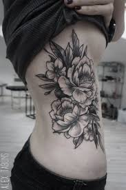 best 25 flower side tattoos women ideas on pinterest tattoo