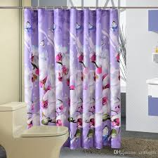 endearing purple butterfly curtains decorating with decorative