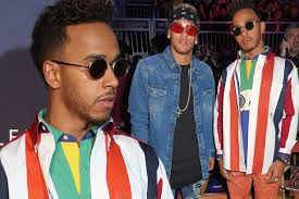 zoolander headband these pictures of neymar and lewis hamilton at london fashion week