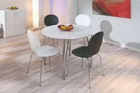table ronde pour cuisine cellini table ronde design de cuisine ou salle à manger meubles
