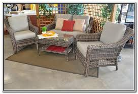 Patio Loveseat Cushion Replacement Patio Wicker Loveseat Cushion Home Design Ideas