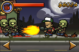 Zombieville USA v1.1 Hack Full Tiền Và Đạn
