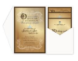 cheap wedding invitations packs wedding invitations fairytale wedding invitation design