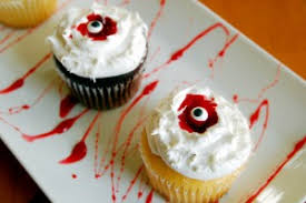 edible blood easy bloody eye cupcakes how to make edible blood
