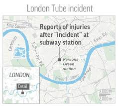 5 Train Map The Latest London Attack Highlights Need To Train Us Agents