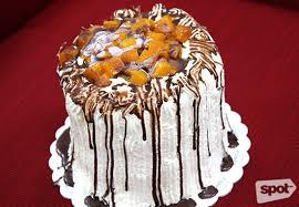 how the heck do you slice a conti u0027s mango bravo cake spot ph