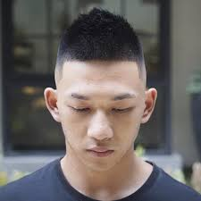 chinese man hard part with front of mohawk chinese men u0027s