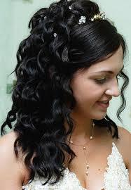 rolling hair styles photos of bridal hairstyles internationaldot net