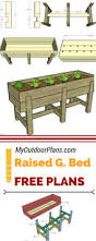 Flower Bed Plan - best 25 raised bed plans ideas on pinterest raised garden bed