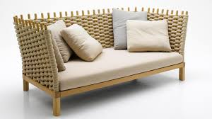Kettal Outdoor Furniture 6 Woven Furniture Pieces To Add Accents To Your Home Style