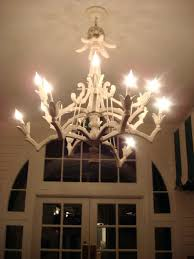 four lights chandeliers design amazing shabby chic mini chandelier with four