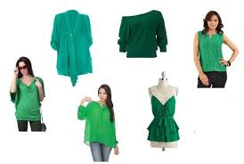 green womens blouse 9 delightful green tops designs for
