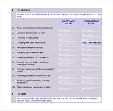 satisfaction survey template 20 free sample example format