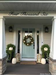 Front Porch Fall Decorating Ideas - front door entry decorating ideas pilotproject org