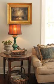 the antique green glazed terra cotta baluster made into a lamp is