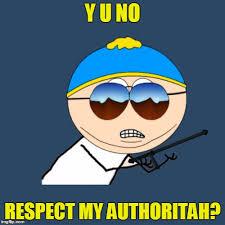 Yu No Meme Generator - cartman for president 2016 imgflip
