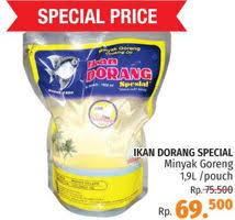 Minyak Kelapa Di Supermarket promo harga ikan dorang minyak goreng terbaru minggu ini katalog