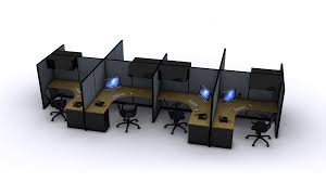Cubicle Office Desks 6 X 6 Steelcase Workstations New Life Office