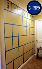 best 25 chalkboard wall calendars ideas on pinterest daily dot our fifth house diy chalkboard wall calendar pinterest challenge