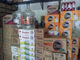Teh Kotak Ecer ud tirta sehat distributor serba minuman murah september 2013