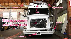 how much is a volvo semi truck uber u0027s otto self driving truck technology is a miracle business