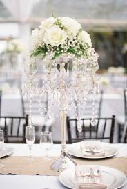 wedding centerpieces extravagant or simple wedding