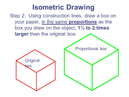 isometric drawing the following presentation will demonstrate how