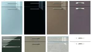 Cabinet Door Material Kitchen Cabinets Material High Gloss Kitchen Cabinet Doors