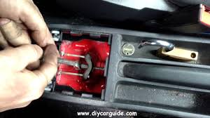 volkswagen polo mk5 handbrake adjustment youtube