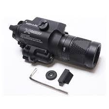 Streamlight Pistol Light New Sf X400v Ir Flashlight Tactical Led Gun Light White Light And