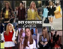 Clueless Halloween Costume Diy Costume Idea Cher Horowitz Iconic Movie Clueless