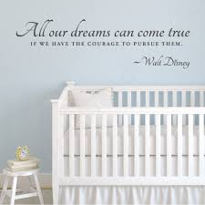 walt disney wall quote decal wallsneedlove decals walt disney was man who dreamt big and worked hard understood that sometimes