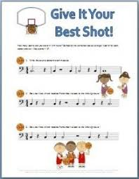 13 best bass clef images on pinterest piano teaching music