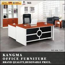 Solid Wood Executive Office Furniture by Neoclassical Minimalist Style Solid Wood Executive Office