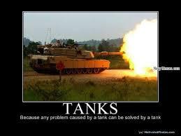 Tank Meme - tanks solving tank problems navy memes clean mandatory fun