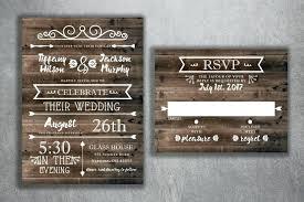 cheap rustic wedding invitations fresh cheap rustic wedding invitations and size of wedding