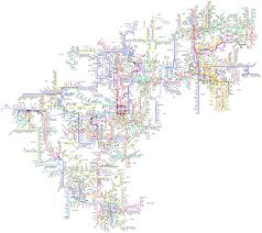 Portland Light Rail Map by Fantasy Map North American Metro Map By Mark Transit Maps