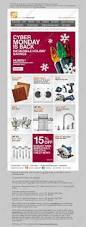 home depot black friday 201 26 best cyber monday u0026 black friday email campaigns images on