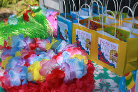 kids week hawaiian luau party kuzak u0027s closet