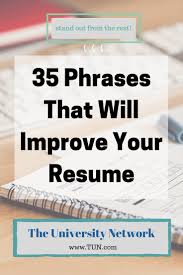 resume writing video tutorial resume power verbs and resume tips to boost your resume resume here are some ways to amplify your resume to make you more appealing and stand out