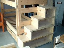 loft beds plans to build a loft bed with stairs bunk beds free