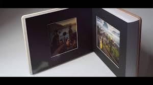 matted photo album graphistudio matted album