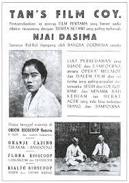film film tersedih indonesia njai dasima 1929 film wikipedia