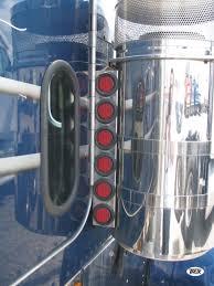 peterbilt air cleaner lights peterbilt 379 air cleaner lighting